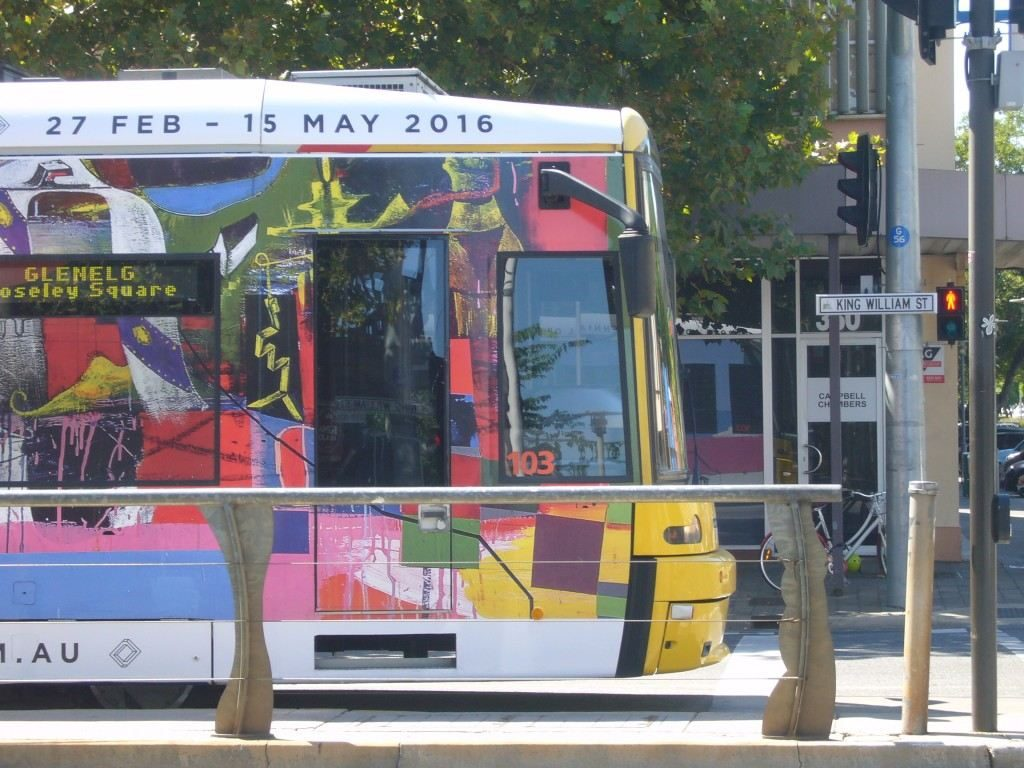 Cohousing connects to public transport